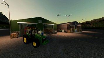 Grain Barn v1.1 fs19
