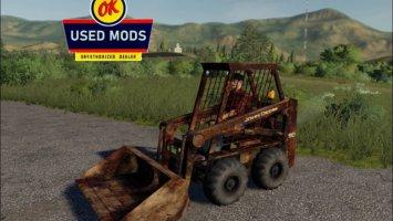 JD90 Skid Steer - Rust Never Sleeps Edition fs19
