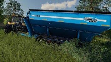 Kinze Harvest Commander 1050 v2 fs19