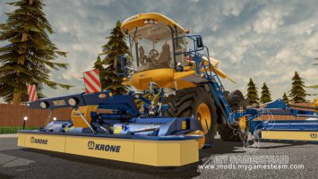 Krone Big M500 V1.0.0.3 fs19
