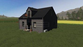 Modern Farm House FS19