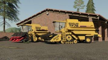 New Holland TF Series v1.1 fs19