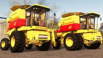 New Holland TR 5 and 6 Series fs19