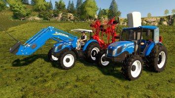 New Holland Workmaster Series fs19