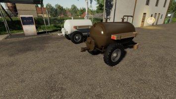 Small Barrels fs19