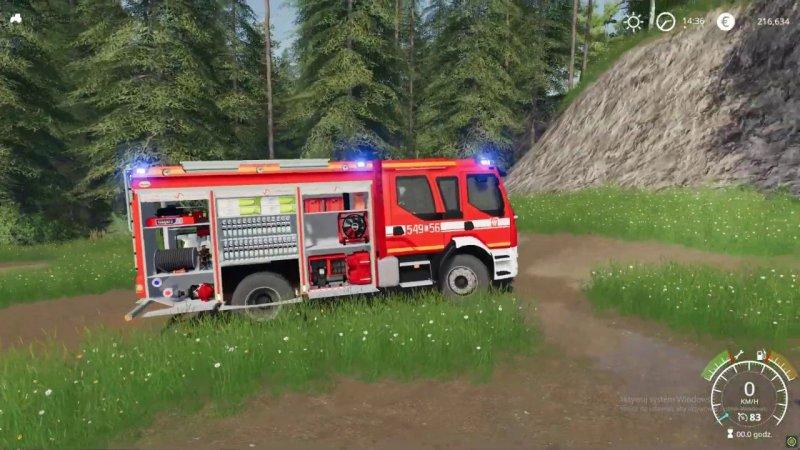 Volvo FL280 GBA / Bocar - OSP Tyszowce FS19