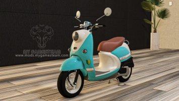 Yamaha Vino Bike fs19