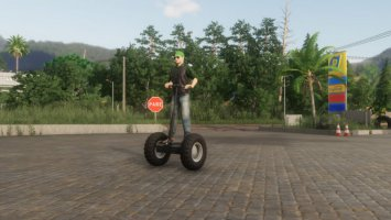 AGM Electric Dicycle fs19
