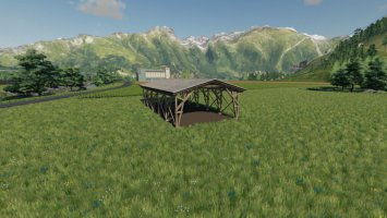 Bale And Vehicle Shelter fs19