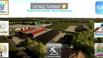 Big in Papenburg v1.1 fs19