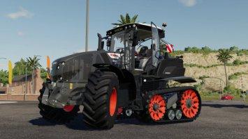Claas 900 Axion Terra Trac Black Edition fs19