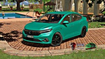 Dacia Logan 2021 fs19