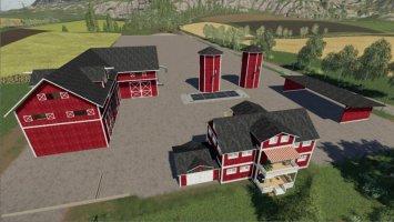 Farm Buildings Pack fs19