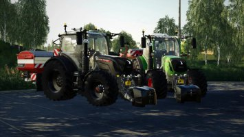 Fendt 300 One fs19