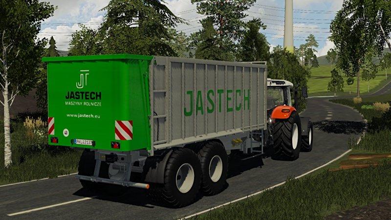 Jastech MEGA 140 FS19