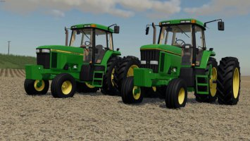 John Deere 7000-7010 Series, US (2WD only) fs19