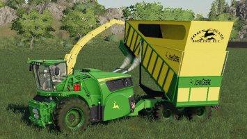 John Deere 8000 Cargo fs19