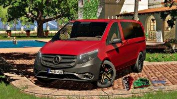 Mercedes Benz Vito fs19
