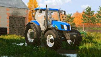 New holland t6000 fs19