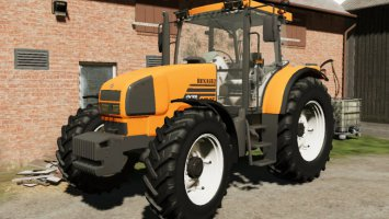 RENAULT ARES 620RZ fs19