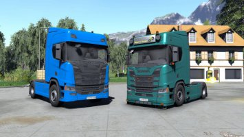 Scania Next Gen R Pack fs19